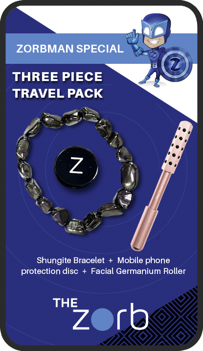 EMF protection - Travel Pack