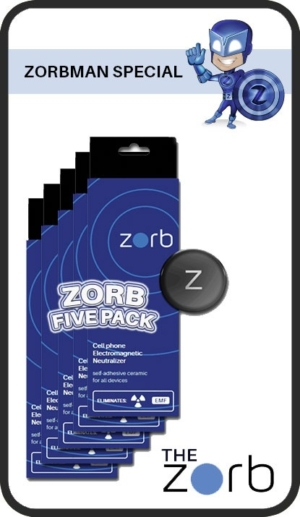 Five Zorb Spring special Combo Set