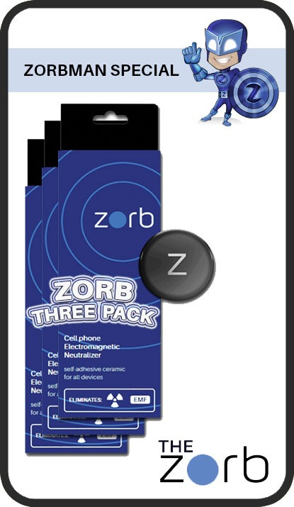 Special Combo 3 Zorb Pack
