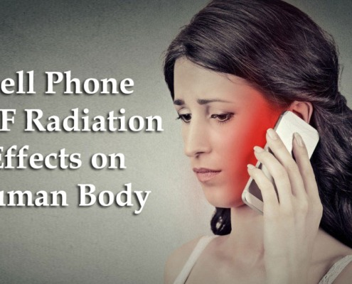 Cell Phone EMF Radiation Effects on Human Body