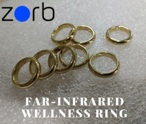 Five Elements, Far-Infrared Wellness Ring, Zorb Exclusive