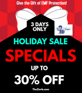 Holiday Specials 3 days only